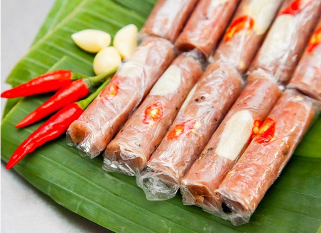 Nem chua Phan Rang - đặc sản ở Ninh Thuận