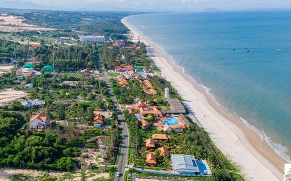 tỉnh Bình Thuận có bao nhiêu huyện