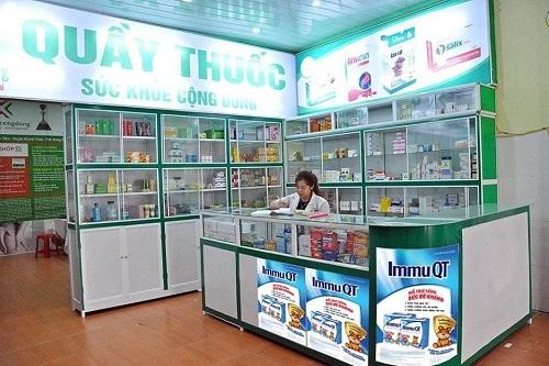 Bằng Cao đẳng Dược được mở quầy thuốc hay nhà thuốc?